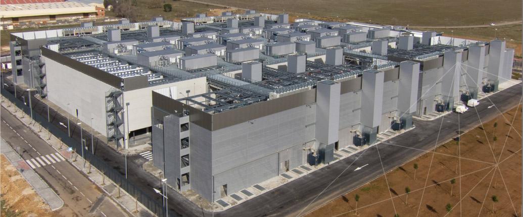 inprogroup - Telefónica DATA  Processing Center