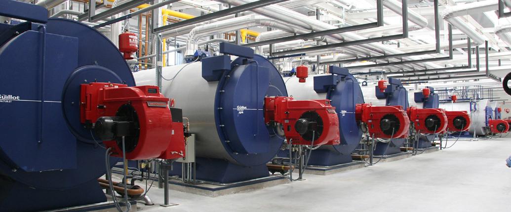 inprogroup - Hospital 12 de Octubre boiler supply