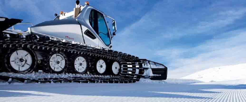 inprogroup - Alimentación a Grupos Electrógenos y a Surtidor para máquinas pista nieve en Estación de esquí de Valdezcaray